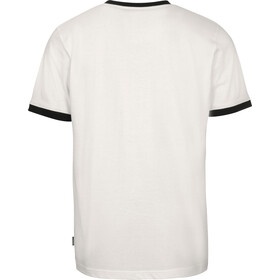 Elkline Ecke T-Shirt Uomo, white